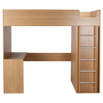 Jasper Highsleeper Oak