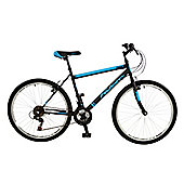Falcon Evolve 2016 Mens 26″ Mountain Bike Black/Blue