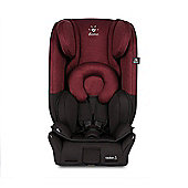 Diono Radian 5 All In One Car Seat Black Scarlet