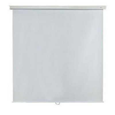 Metroplan Budget Projection Screen Square Format (125cm x 125cm) Wide Wall/Ceiling Screen