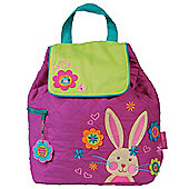 Children's Personalisable Quilted Backpack - Bunny Rabbit