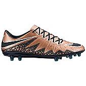 Nike Hypervenom Phinish FG Football Boots - Metallic Red Bronze - Bronze