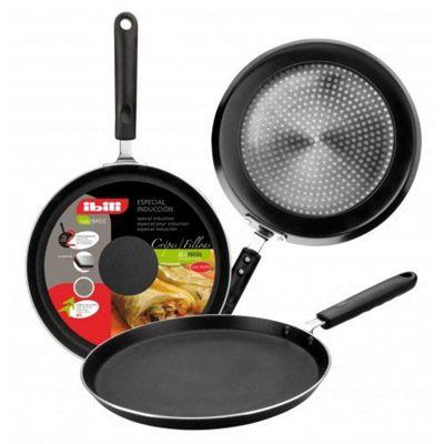 Ibili Indubasic Aluminium Pancake Crepe Pan 23cm