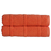 Kingsley Home Neo Bath Towel Coral