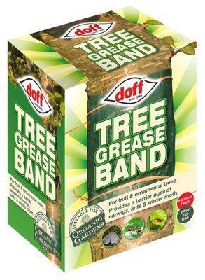 Doff Tree Grease Band Pest Protection for Trees- 2.2 metres