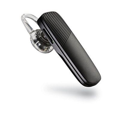 Plantronics Explorer Wireless Bluetooth Mono Earset - Earbud - Outer-ear - Black