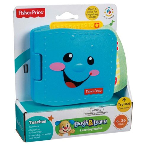Fisher-Price Learning Wallet