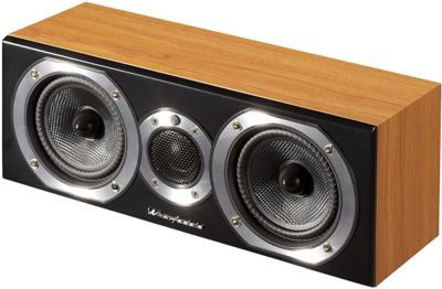 WHARFEDALE DIAMOND 10.CC CENTRE SPEAKER (WENGE)