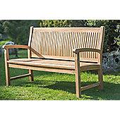Teak Garden Bench - Marley - 150cm