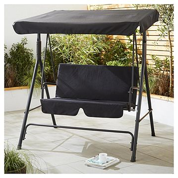 Tesco 2 Seater Garden Swing Seat Catalogue Number 788 4261