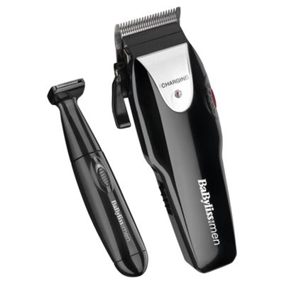 BaByliss 7497CU Turbo Power Pro Grooming Kit