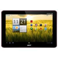 ACER - Acer Iconia A200 10.1 INCH Tegra2DC 1GB 32GB 2MP CAM WiFi BT Micro SD/USB 8h Battery Android 4.0 Red