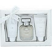 Style & Grace Puro Fragrance Gift Set 50ml EDP + 70ml Body Wash + 70ml Body Lotion For Women
