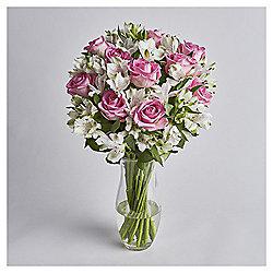 Rose & Alstromeria Abundance