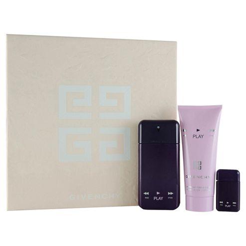 Givenchy Play Intense Edp Gift Set