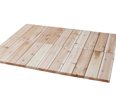 Floor for Whacky Mansion and Crooked Mansion Children's Wooden playhouses