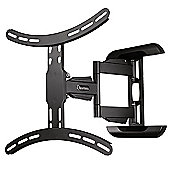 Hama Full Motion Cantilever Wall Bracket For TVs Up To 32 inch - 56 inch - Black