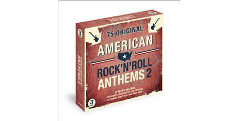 American Rock N Roll Anthems Vol 2