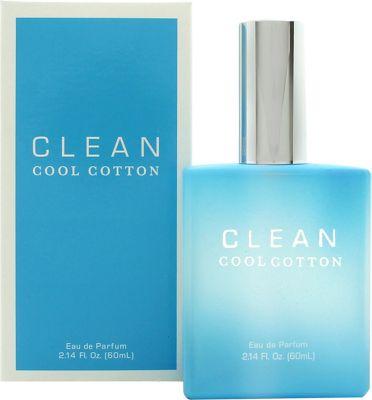 Clean Cool Cotton Eau de Parfum (EDP) 60ml Spray