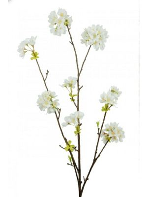 Artificial - Ball Cherry Blossom - Cream