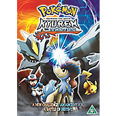 Pokemon: Kyurem Vs The Sword Of Justice