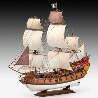 Revell Pirate Ship 1:72 Model Kit Ships - 05605