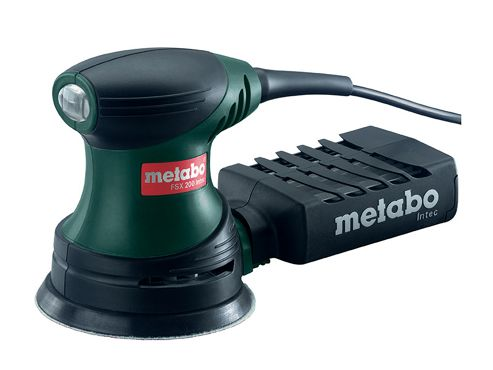 Metabo FSX-200 125mm Intec Palm Disc Sander 240W 240V