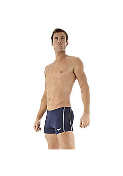 Speedo Endurance Classic Aquashorts - Mens - Navy