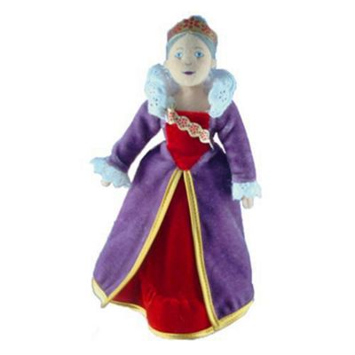 The Puppet Company Finger Puppet: Queen