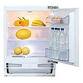 MTX-MFU201 Integrated Under Counter Larder Fridge with 135L Capacity