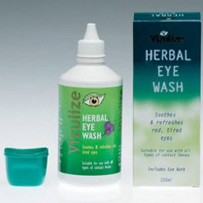 Vizulize Herbal Eye Wash 200ml