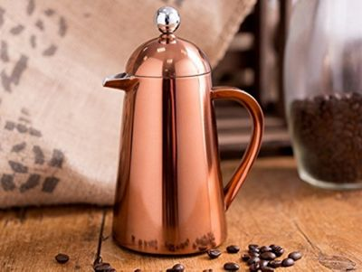 La Cafetiere 3 Cup Thermique in Copper