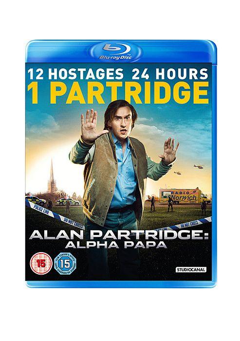 Alan Partridge: Alpha Papa (Blu-ray)