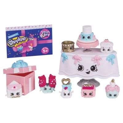 Shopkins Series 7 Deluxe Wedding Party Collection