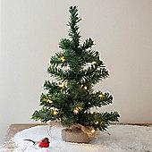 45cm Battery Mini Pre-Lit LED Chrismtas Tree