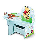 Delta Children Disney Winnie The Pooh Study Childs Toddler Desk Chair