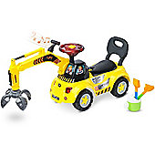 Caretero Lift Ride-On (Yellow)