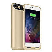 "Mophie Juice Pack Air 5.5"" Cover Gold 2420 mAh For iPhone 7 Plus 103.3 g"