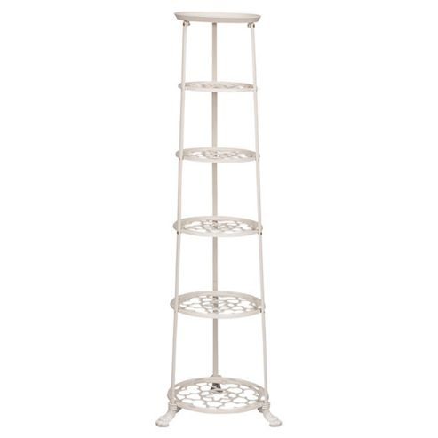 VICTOR Pan Stand in Champagne - 6 Tiers