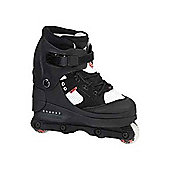 Anarchy Chaos 3 Aggressive Inline Skate - Black