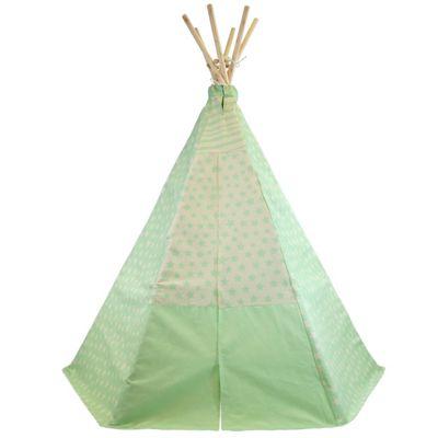 Apple Mist Teepee Wigwam Play Tent Children's Tipi Green
