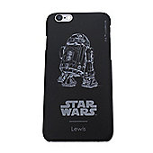 Star Wars Personalised Character Outline iPhone 5/5s Cover