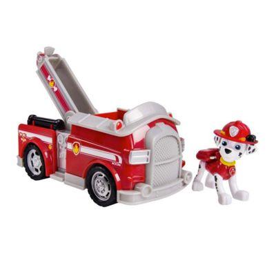Paw Patrol Nickelodeon Marshall's Fire Fightin' Truck