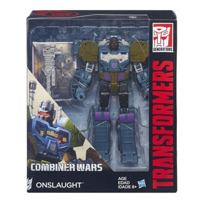 Transformers Generations Combiner Wars Onslaught Figure