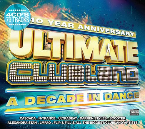 Ultimate Clubland 4CD