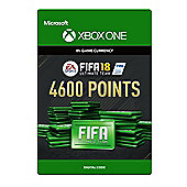 FIFA 18: Ultimate Team FIFA Points 4600 DIGITAL CARDS (Digital Download Code)