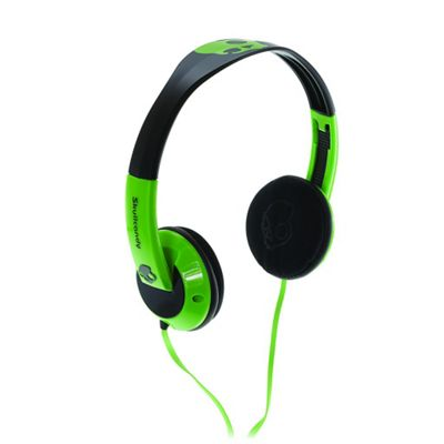 Skullcandy Uprock Headphones (Green)