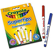 Crayola Super Tips Colouring Pens (Box of 144 )