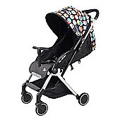 Familidoo Stroller Air with Travel Bag - Panda Black
