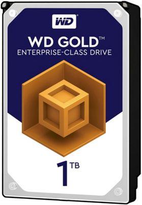 WD 1TB Gold 128MB 3.5IN SATA 6GB/S 7200RPM Hard Drive